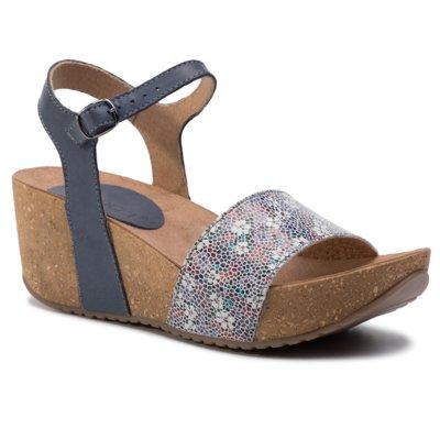 Sandały Lasocki M055 Jeansowy