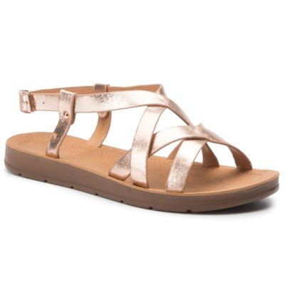 Sandały ARC 4709 02 Beżowy, kolor beżowy (Lasocki)