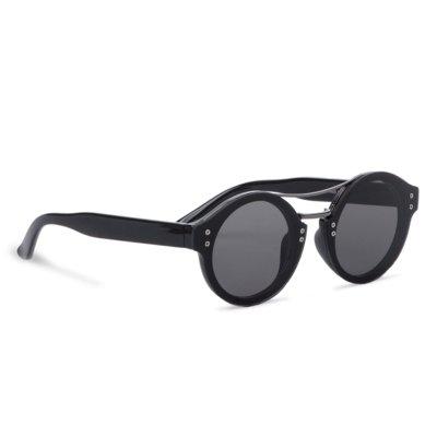 Okulary damskie ACCCESSORIES 1WA 012 SS19 Czarny Akcesoria